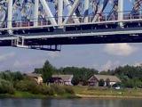 Иван Губа и Данил Turnikmen помощники создателя прыгают с моста