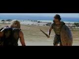 Поединок Ахиллеса и Гектора.